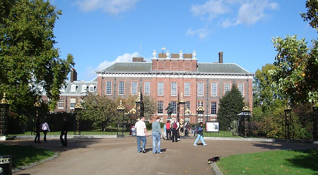 London - October 2006 -Kensington Palace by markehr