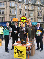 Edinburgh South Liberal Democrats (greentaxswitch) Tags: green switch politics environment tax democrats liberal