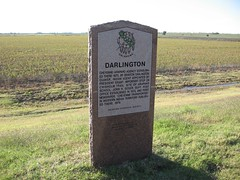 Exploring Oklahoma History: Darlington - Monument