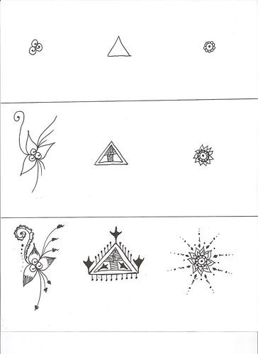 Free Henna Design Page Blog Spot