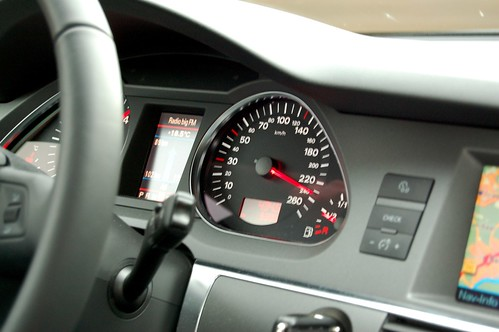 Driving home for christmas ... a little too fast I supposee...