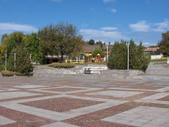 Gorna Malina Central Square / Централният площад на Горна Малина
