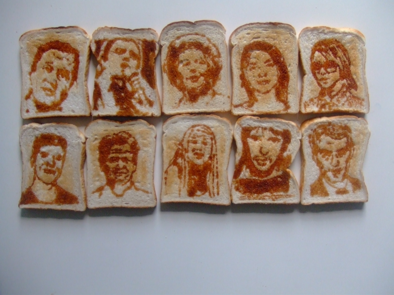 Thatcher on toast?