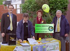 Aldershot Liberal Democrats (greentaxswitch) Tags: green switch politics environment tax democrats liberal
