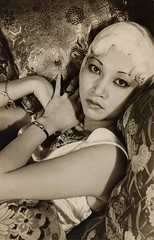 Anna May Wong. (carbonated) Tags: 1930s