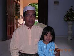 Aidil Fitri 2004 (Rosli Ahmad) Tags: aidilfitri nasrin 14112004