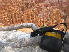 VertiGo bag - WaterField Designs (AdventureGal) Tags: sanfrancisco travel bags laptopbag waterfield travelbag sfbags