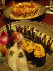 our dinner.. (s0nflwr) Tags: st sushi mikado 6th