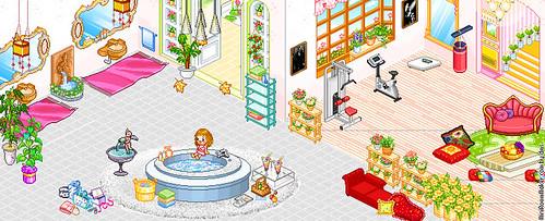 bathroom by miniroom.