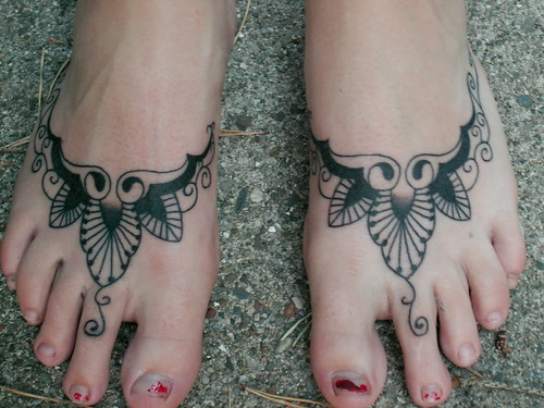 Tattoo Ideas For Feet