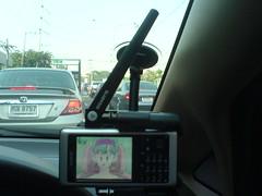 Test TV on Gigabyt GSmart i120