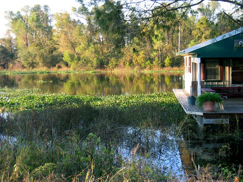 Houseboat on the Bayou