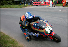 Through Orritor Crossroads (Gareth Harper) Tags: road irish racing motorcycle cookstown