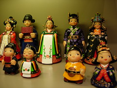 A Royal Gathering (Kalle Anka) Tags: travel asian asia asien dolls capital korea east seoul asie southkorea rok daehanminguk   eastasia  corea   republicofkorea  hanguk nationalmuseumofkorea        koreanpeninsula earthasia