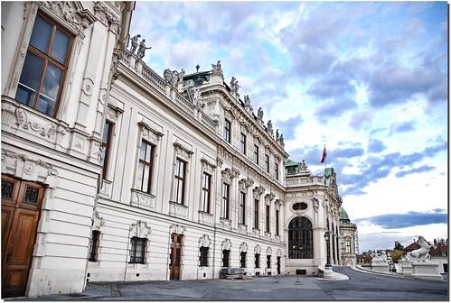 Österreichische Galerie Belvedere Palace