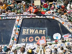 Beware of God by Tapestry Dude, on Flickr