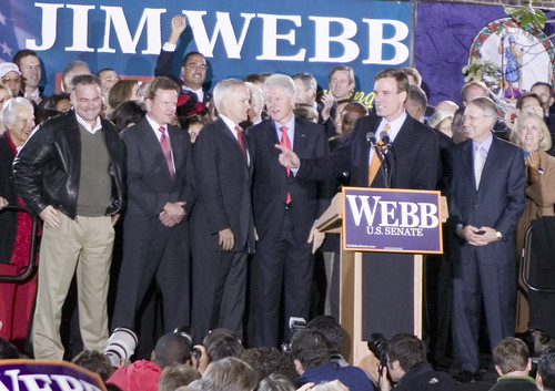 Jim Webb Rally