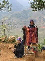 Fair Trade? (Adrienne.) Tags: 2005 travel border vietnam archives sapa reminisce