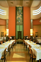 Eaton's Ninth Floor Restaurant (colros) Tags: montreal eaton artdeco architecturequbec