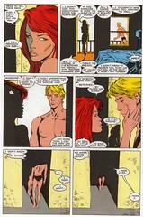 Uncanny X-Men 239-20 (istolethetv) Tags: photo comic foto image snapshot picture uomo photograph xmen comicbook inferno seduction marvelcomics madelynepryor goblinqueen havok alexsummers tizzio