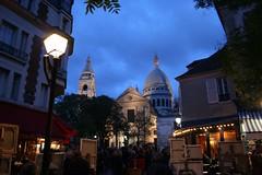 A Paris (LOlandeseVolante) Tags: paris france montmartre francia parigi ruenorvins