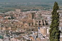 Granada Cathedral (monika & manfred) Tags: travel spain mm andalusia utataview