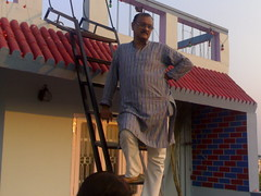 Baba on trekking (the_nayans) Tags: chhath