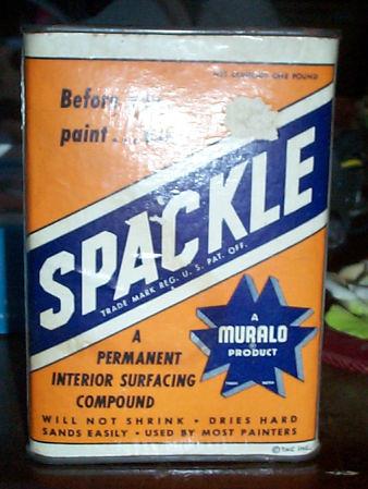 real spackle