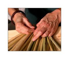 hands (Miquel Bohigas) Tags: handicraft hands salt mans artesania desdibuix cistell challengeyouwinner ltytr1