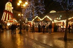 Birmingham's German Christmas Market (tim ellis) Tags: christmas uk birmingham market frankfurt german bfmnoir1106 msh1206 msh120614