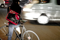 akiko (Yohei Morita) Tags: people bike night race ride yokohama nite akiko shunto 061118 shunto03