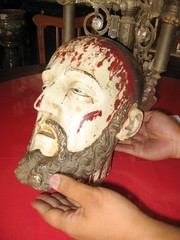 The Head of Christ (Leo Cloma) Tags: christ philippines cristo semanasanta holyweek entierro