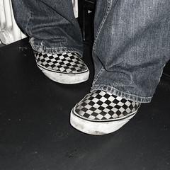 vans (Koecki) Tags: shoes vans plaid checkered schuhe kariert