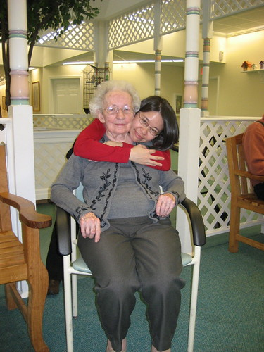 Me n Gram, Thanksgiving 2006