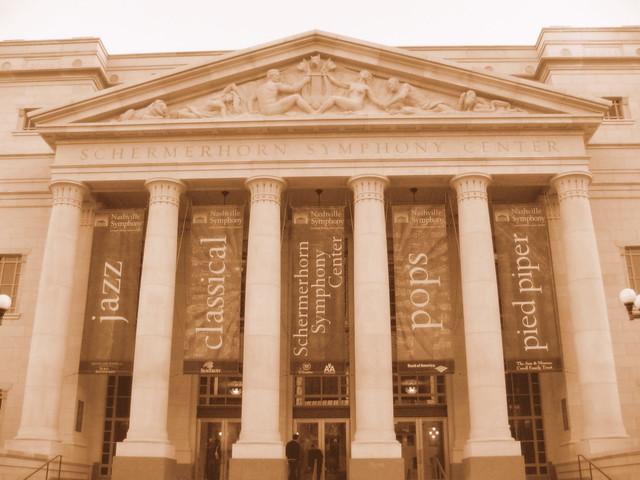 Nashville's Schermerhorn Symphony Center