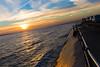 Sunset over New Forest - II (Derek John Lee) Tags: twilight sunset solent lanscpe sescape hampshire meonshore