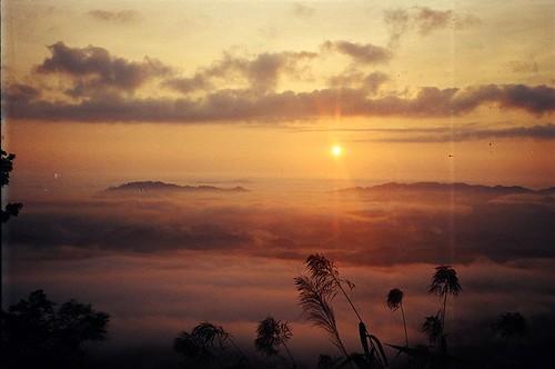 Sunrise at Taman Negara