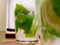 Mojito av Henrik (Kristofer) Tags: green drink glas henrik
