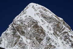 Summit of Pumori (Andreas' Photos) Tags: nepal khumbu pumori