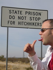 No Hitch Hiking - 3