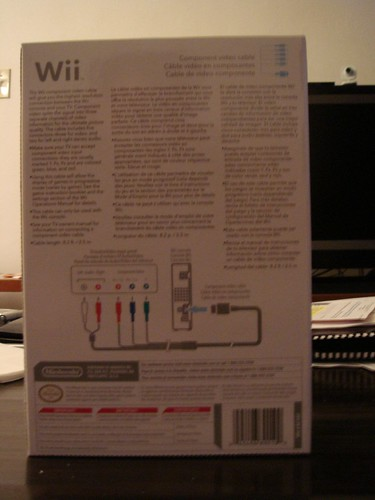 nintendo component wii nintendowii (Photo: greggoconnell on Flickr)