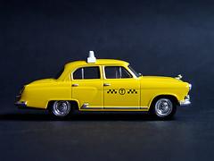 Volga M21 (Photomechanica) Tags: taxis volga 143 diecast altaya