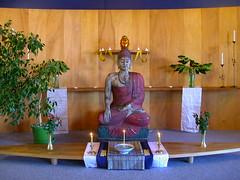 Wellington Centre shrine