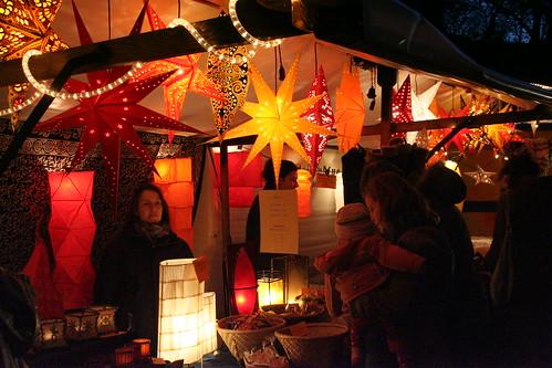 Weihnachtsmarkt sophienstraße©Flickr