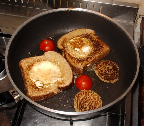 Eggy In A Basket 2