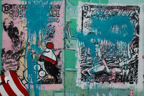 North Six Street Art Two
