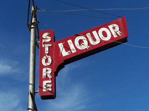 20070120 Liquor Store