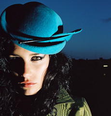 chloe (Danny Fontaine) Tags: sunset woman sexy rooftop girl hat fashion model fashionphotography dusk posing clothes kingston catalogue fashionshoot sophisticated sexygirl fancyhat dannyfontaine fashionimages fashionpics fashionphotos