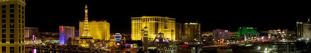 Las Vegas Strip pano