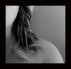 [cheveux Court] (Mlle Map) Tags: cheveux épaule rousseurs
